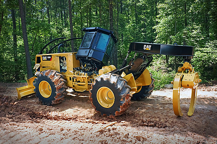 Forestry Showroom | Texas Timberjack | Lufkin